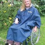 nrs  NRS Cape de pluie pour fauteuil roulant Taille : Unique Couleur :... par LeGuide.com Publicité