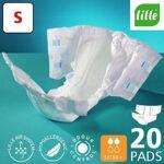 Lille Suprem Fit - Extra - S 1 paquet = 20 changes complets Produit hypoallergénique,... par LeGuide.com Publicité