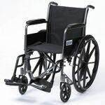 Fauteuil roulant Drive Silver Sport Roues arrière de 24 pouces Largeur... par LeGuide.com Publicité