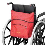 Patterson Sac pour fauteuil roulant - Rouge Coloris disponibles : bleu,... par LeGuide.com Publicité