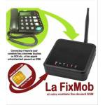 La FixMob Le colis comprend 1 boîtier, 1 antenne, 1 câble secteur, 1... par LeGuide.com Publicité