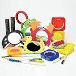 Pack sensoriel Effet Optique pour enfant 4 x Miroirs magiques 3 x Couvertures... par LeGuide.com Publicité