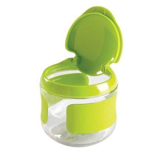 Tasse pour goûter Flip Top – OXO Tot - Vert
