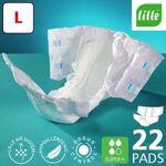 Lille Suprem Fit - Super - L 1 paquet = 22 changes complets 1 carton... par LeGuide.com Publicité