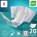 Lille Suprem Fit - Maxi - S 1 paquet = 20 changes complets Produit hypoallergénique,... par LeGuide.com Publicité