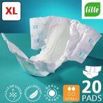 Lille Suprem Fit - Extra - XL 1 paquet = 20 changes complets 1 carton... par LeGuide.com Publicité