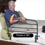 able2  Able2 Barrière de sécurité pour lit Hauteur : 58,5 cm Longueur :... par LeGuide.com Publicité
