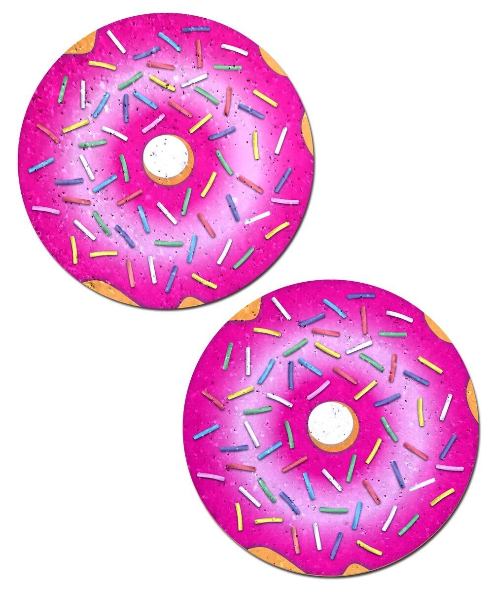 Pastease Caches-Tétons Donut