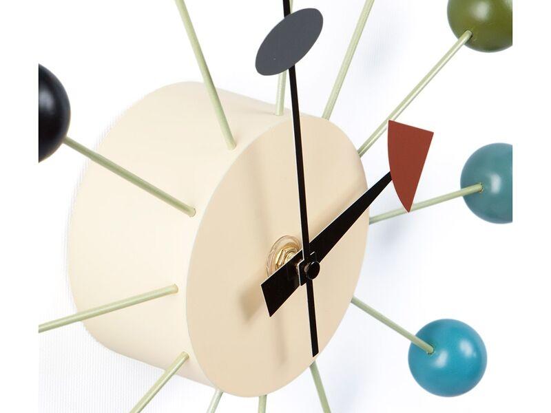 Famous Design Horloge murale Ball - George Nelson