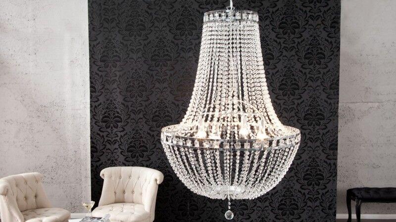 gdegdesign Lustre suspension cristal baroque - Firoz
