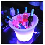 KOSILUM Seau à Champagne lumineux multicolore - Party - Multicolore -... par LeGuide.com Publicité