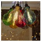 KOSILUM Suspension 7 globes multicouleurs - Spark - Multicolore - Métal... par LeGuide.com Publicité