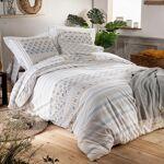 Linnea Taie d'oreiller 70x50 cm 100% coton DIEGO Gris Taie d'oreiller... par LeGuide.com Publicité