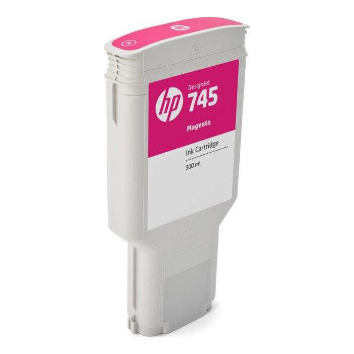 HP Cartouche encre Magenta HP N°745 300ml