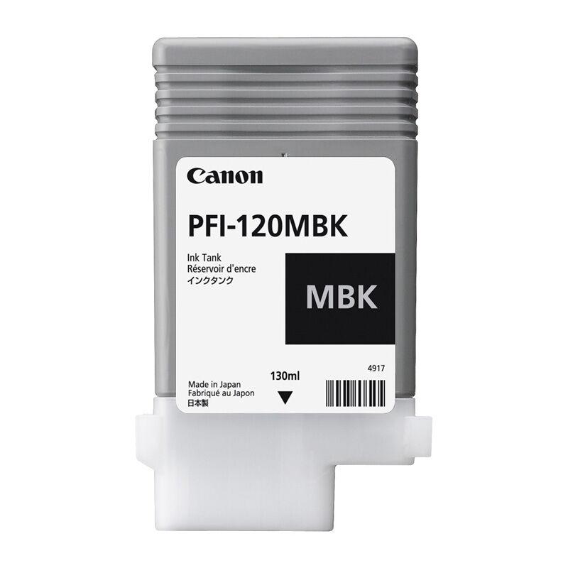 CANON Cartouche encre Noire Mate PFI-120 MBK Canon 130 ml