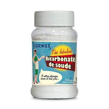 Bicarbonate de soude 500 g Starwax