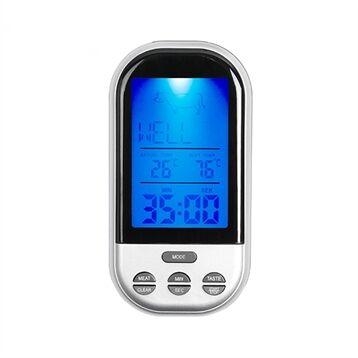 Livoo Thermomètre avec sonde pour barbecue Livoo