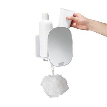 Joseph Joseph Étagère de douche compacte avec miroir Easystore Joseph Joseph