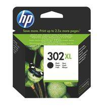 HP Cartouches HP 302XL haute capacité noire pour imprimante jet d'encre