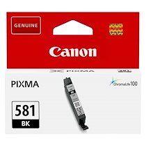 Canon Cartouche Canon CLI581 noir photo pour imprimante jet d'encre