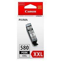 Canon Cartouche Canon PGI580 très haute capacité noire pour imprimante jet d'encre