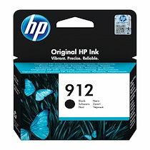 HP Cartouche HP 912 noire pour imprimante jet d'encre