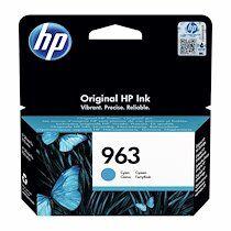 HP Cartouche HP 963 cyan