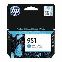HP Cartouche d'encre HP 951 cyan