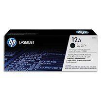 Cartouche Laser Noir Q2612A