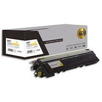 Cartouche compatible laser pro jaune Brother TN-210, 240, 230, 290, L1-BTTN230Y-PRO