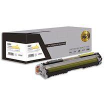 Cartouche compatible laser pro jaune HP CF352A, 130A, L1-HT130Y-PRO