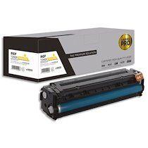 Cartouche compatible laser pro jaune HP CF212A - 131A, Canon 731, L1-HT131Y-PRO