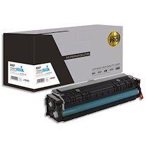 Cartouche compatible laser pro cyan HP CF541A, 203A, L1-HT203C-PRO