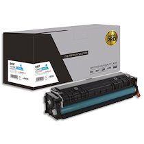 Cartouche compatible laser pro cyan HP CF541X, 203X, L1-HT203XC-PRO