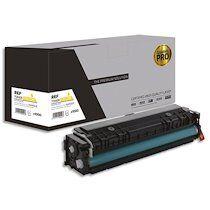 Cartouche compatible laser pro jaune HP CF532A, 205A, L1-HT205Y-PRO