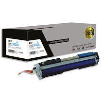 Cartouche compatible laser pro cyan HP CE311A, Canon CRG329, L1-HT311-PRO