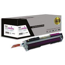 Cartouche compatible laser pro jaune HP CE312A, Canon CRG329, L1-HT312-PRO