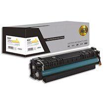 Cartouche compatible laser pro jaune HP CF412A, L1-HT410Y-PRO