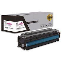 Cartouche compatible laser pro jaune HP CC532AY, Canon 318, 418, 718Y, L1-HT532-PRO
