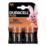 duracell  Duracell Blister 4 piles Duracell Plus Power AA - LR06 AA / LR6... par LeGuide.com Publicité