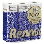 renova  Renova Papier toilette quadruple épaisseur Royal Renova - Colis... par LeGuide.com Publicité