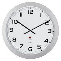 Alba Horloge murale géante gris – 60 cm