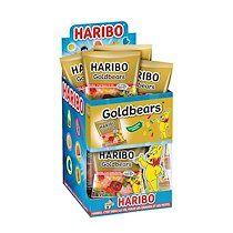 Haribo Bonbons Goldbear Haribo - Sachet de 40 g - Lot de 30