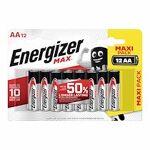 energizer  Energizer Blister de 12 piles LR06 Energizer Max Pour appareils... par LeGuide.com Publicité