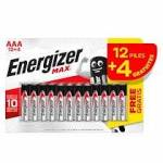energizer  Energizer Blister de 12 piles + 4 piles offertes LR3 Energizer... par LeGuide.com Publicité