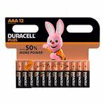 duracell  Duracell Pile Alcaline AAA LR3 Duracell Plus Power - Blister... par LeGuide.com Publicité