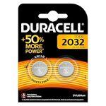 duracell  Duracell Blister 2 piles Lithium Duracell CR2032 CR2032 / lithium... par LeGuide.com Publicité