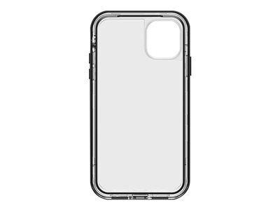 LifeProof NËXT - Coque de protection pour téléphone portable - noir/clair, cristal noir - pour Apple iPhone 11