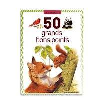 Lito diffusion Boîte de 50 grandes images les animaux - Lot de 3