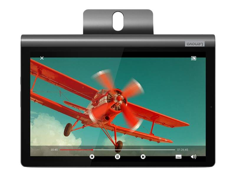 IBM Yoga Smart Tab ZA3V - Tablette - Android 9.0 (Pie) - 64 Go Embedded Multi-Chip Package - 10.1